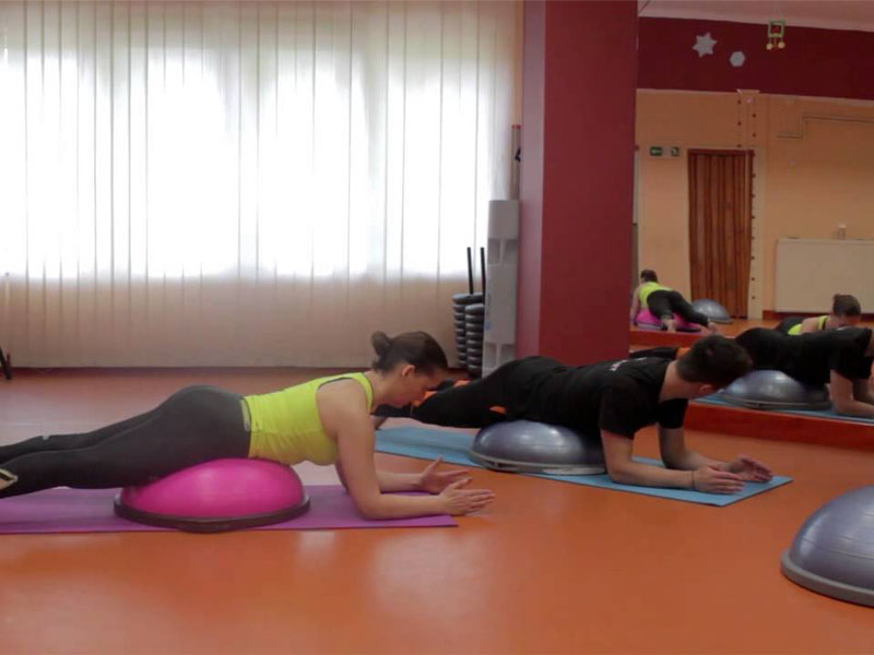 Teljes gerinc tréning